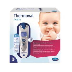 Thermoval®baby - termometru cu infrarosu pentru bebelusi