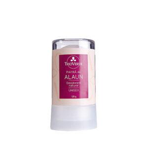 Deodorant stick natural cu piatra de alaun unisex