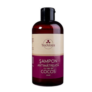 Sampon natural antimatreata - 250 ml.