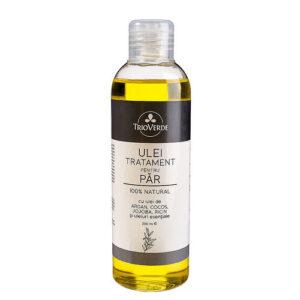 Ulei natural tratament pentru par - 200 ml.