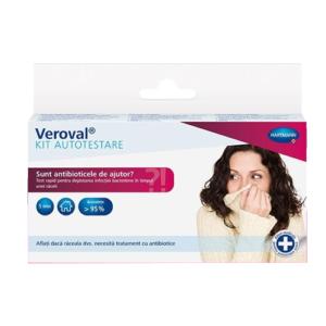 Veroval® – test pentru depistarea infectiilor bacteriene