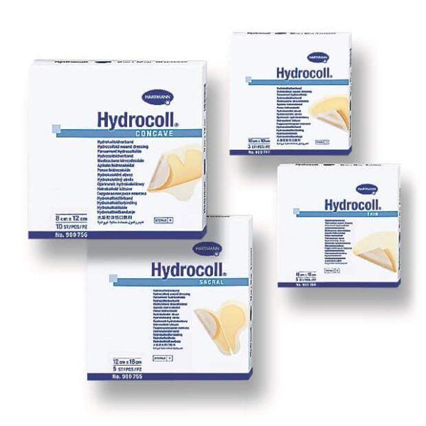 Hydrocoll®- pansament cu hidrocoloid 5x5 cm.