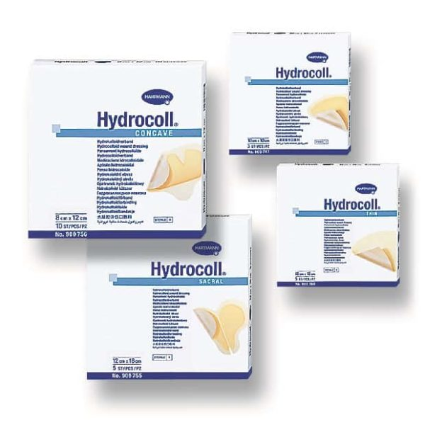 Hydrocoll®- pansament cu hidrocoloid 15x15 cm.
