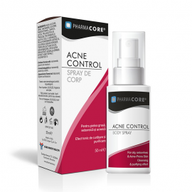 REDUCERE! Pharmacore® Acne Control - spray de corp 50 ml.