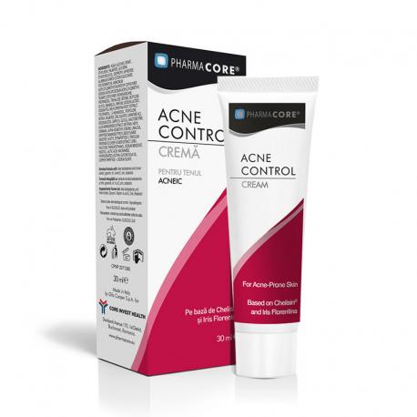 pharmacore-acne-control-crema-tratament