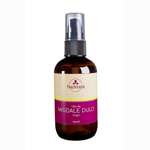 Ulei de migdale virgin spray - 100 ml.