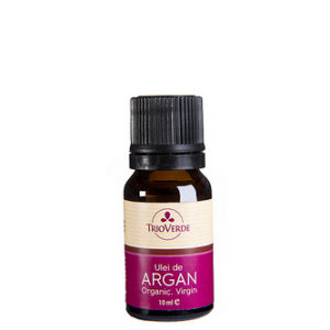 Ulei de argan virgin, certificat - picurator 10 ml.