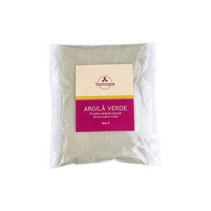 Argila verde pentru uz cosmetic - 100 gr.