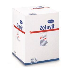 Zetuvit - comprese absorbante 10x10 cm.