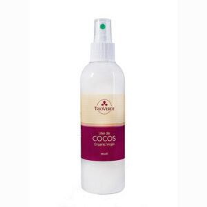Ulei de cocos virgin certificat - spray 200 ml.