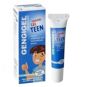 Gengigel® – gel gingival pentru copii intre 7-14 ani