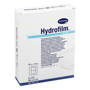 Hydrofilm®plus - plasture autoadeziv, absorbant 5x7.2 cm.