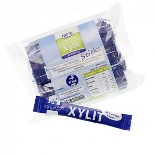 Xylitol pliculete