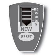 PROMO: 6 filtre Bi-flux + CADOU 1 cana filtranta de apa Laica Stream White