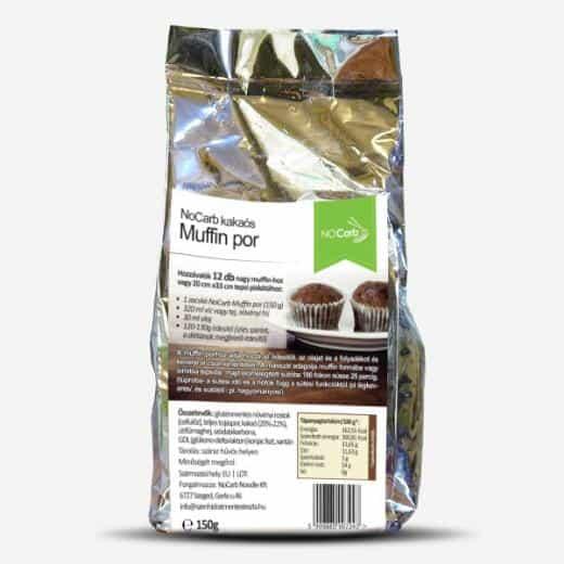 Mix pentru briose dietetice cu gust de cacao