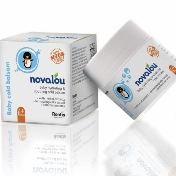 Novalou - balsam calmant pentru copii