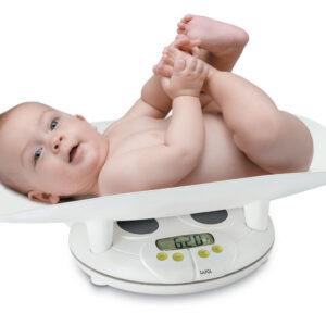 Laica - cantar bebelusi max. 20 kg. cu taler