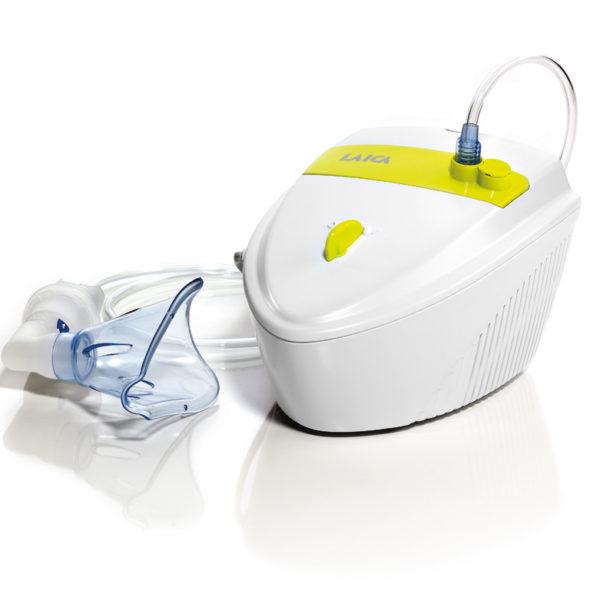 Laica - aparat aerosoli cu compresor pentru bebelusi