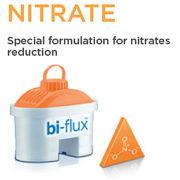 Cartuse filtrante de apa Bi-Flux Laica - Nitrate