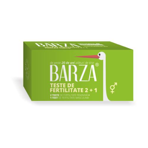 Barza@ Test de fertilitate feminina si masculina