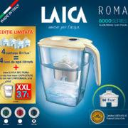 Promo Cana filtranta Big Roma si 4 cartuse