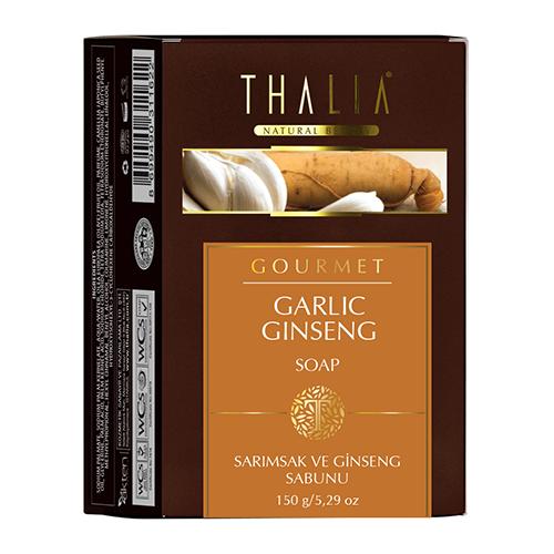 Sapun natural de corp cu usturoi si ginseng Thalia